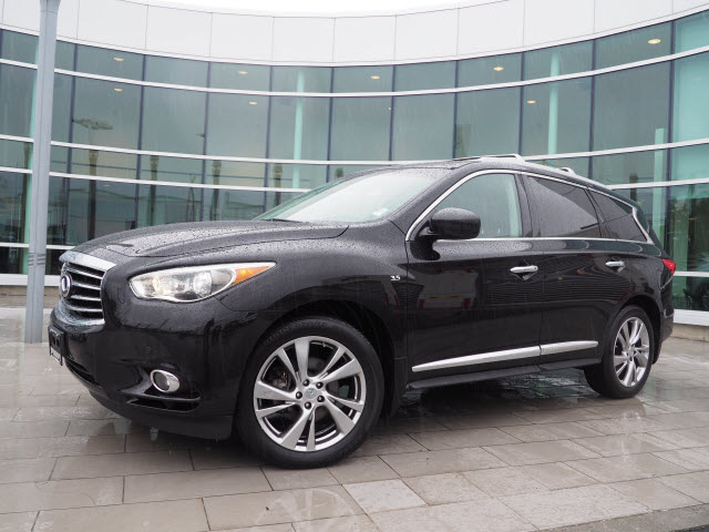 Certified Pre-Owned 2015 INFINITI QX60 PREMIUM w/PREMIUM PLUS PACKAGE w/DR