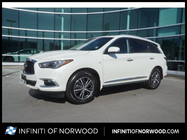 Certified Pre-Owned 2016 INFINITI QX60 Premium Plus w/Driver Assistance Pa