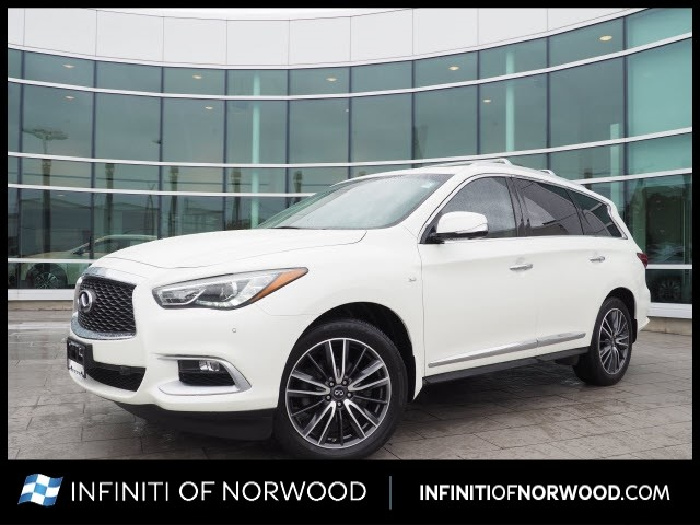 Pre-Owned 2016 INFINITI QX60 DELUXE TECHNOLOGY PACKAGE