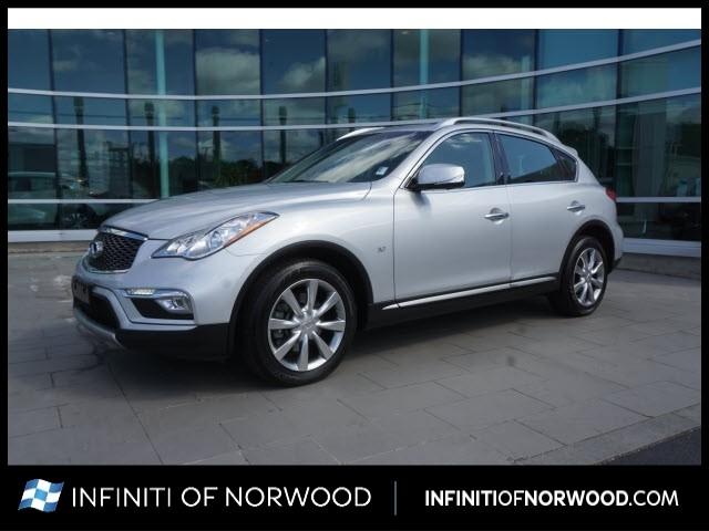 Certified Pre-Owned 2017 INFINITI QX50 Premium w/Premium Plus Package