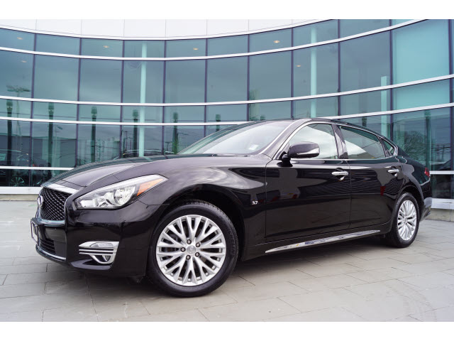 Certified Pre-Owned 2015 INFINITI Q70L 3.7 PREMIUM w/DELUXE TOURING w/TECH