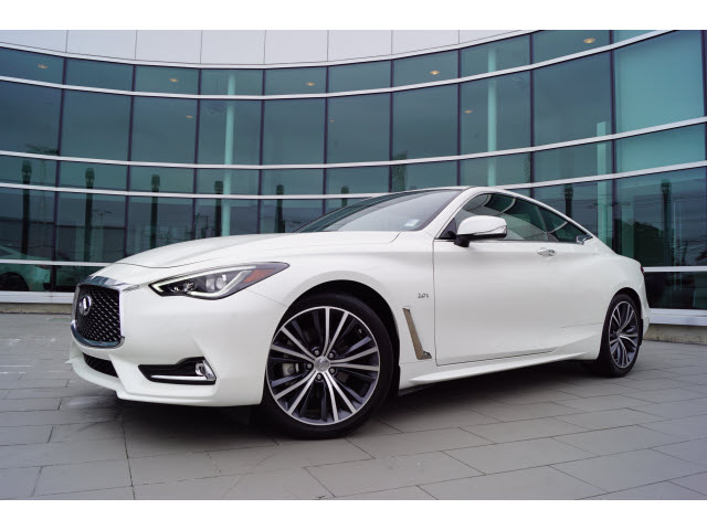Pre Owned 2017 Infiniti Q60 20t Awd 20t 2dr Coupe In Norwood