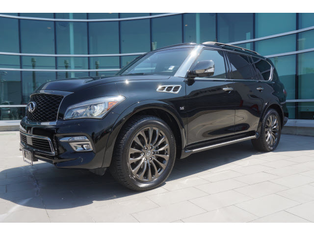 Certified Pre-Owned 2017 INFINITI QX80 Limited