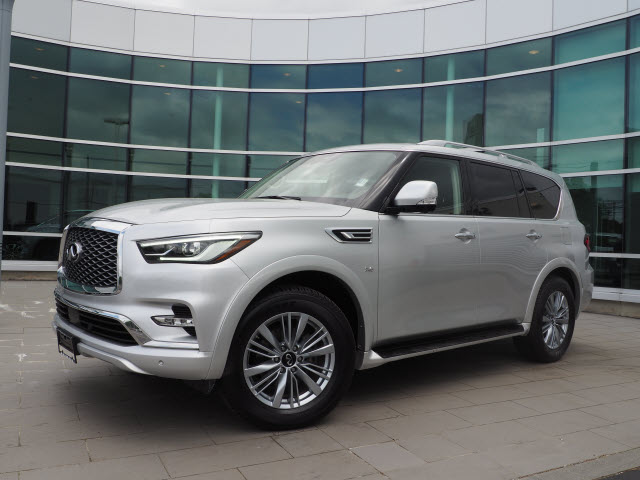 Pre Owned 2019 Infiniti Qx80 Luxe Awd Luxe 4dr Suv In Norwood P6916