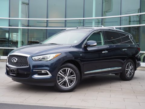 Certified Pre-Owned 2016 INFINITI QX60 PREMIUM w/PREMIUM PLUS PACKAGE w/DR