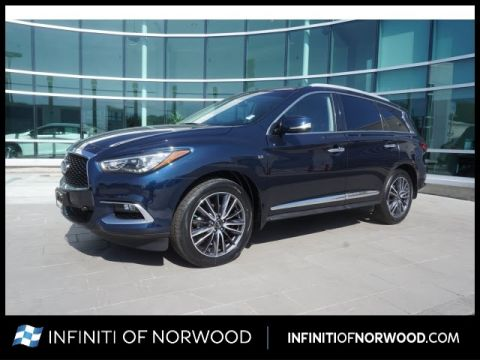 Certified Pre-Owned 2016 INFINITI QX60 PREMIUM PLUS w/DRIVER ASSISTANCE w/