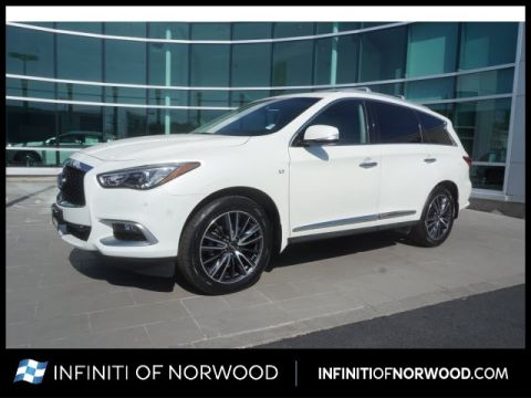 Certified Pre-Owned 2016 INFINITI QX60 DELUXE TECHNOLOGY PACKAGE