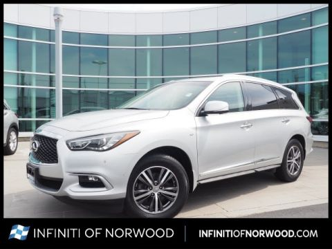 Certified Pre-Owned 2016 INFINITI QX60 PREMIUM w/PREMIUM PLUS PACKAGE