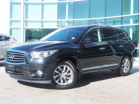 Certified Pre-Owned 2015 INFINITI QX60 PREMIUM w/PREMIUM PLUS PACKAGE