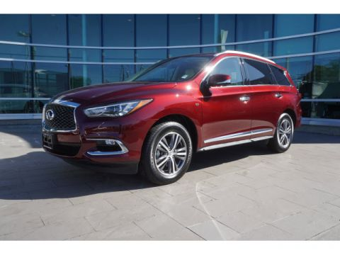 Certified Pre-Owned 2019 INFINITI QX60 Luxe w/ESSENTIAL w/THEATER PACKAGE