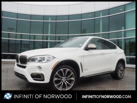Pre-Owned 2016 BMW X6 xDrive50i Executive w/Driver Assist