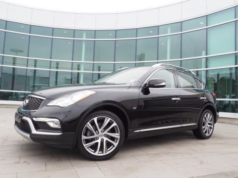 Certified Pre-Owned 2016 INFINITI QX50 Premium w/Deluxe Touring Package