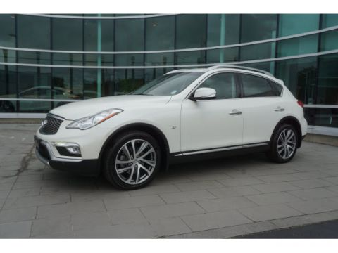 Pre-Owned 2016 INFINITI QX50 PREMIUM PLUS w/DELUXE TOURING PACKA