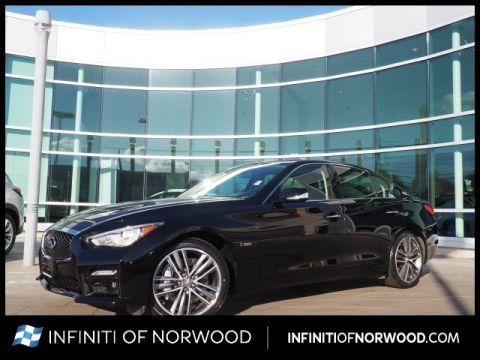 Certified Pre-Owned 2016 INFINITI Q50 Sport