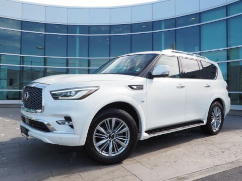 Pre-Owned 2019 INFINITI QX80 Luxe w/ProASSIST Package