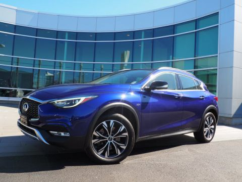Certified Pre-Owned 2018 INFINITI QX30 Premium w/Naviagtion Package